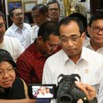 Menteri Perhubungan Tinjau Kesiapan Pembangunan Trem Surabaya