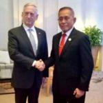 Menhan AS Meminta Maaf Atas Insiden Pencegahan Kepergian Panglima TNI ke AS