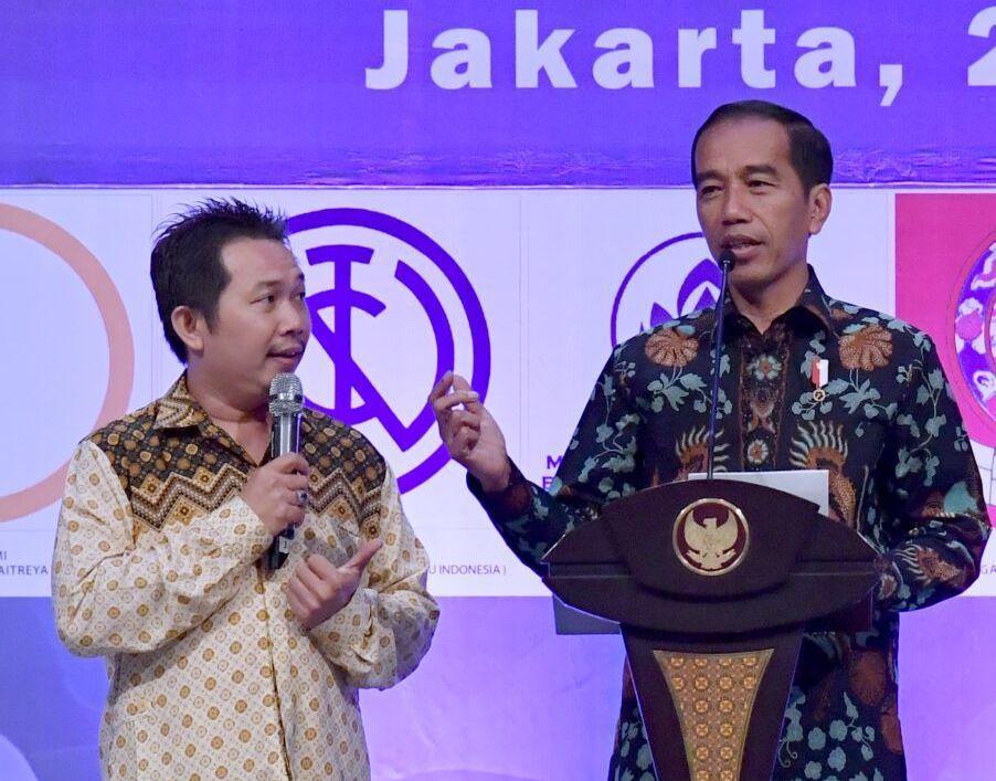 Presiden Jokowi Sebut Perppu Ormas Untuk Jaga Persatuan dan Kebinnekaan