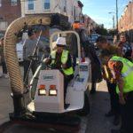 Risma Coba Mobil Pembersih Jalan di Philadelphia, Sebelum Menjadi Pembicara di Markas PBB