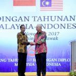 Indonesia-Malaysia Sepakat Tingkatkan Kerja Sama Berbagai Bidang