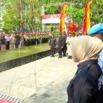 Brimob Polda Jatim Gelar Napak Tilas Perjuangan Kemerdekaan