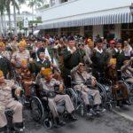 Parade Surabaya Juang, Wali Kota Ajak Generasi Muda Bangkit