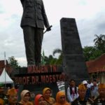 Kabupaten Kediri Miliki Monumen Pahlawan Nasional Mayjen TNI (Purn) Prof. Dr. Moestopo