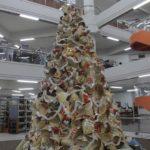 Pohon Natal Kukusan, Semarakkan Hari Raya Natal di UK Petra