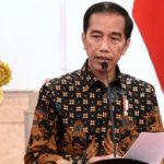 Jelang Natal dan Tahun Baru 2018, Presiden Minta Jajarannya Jaga Ketersediaan Bahan Pokok dan Keamanan