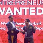 Presiden Jokowi Ajak Milenials Cari Peluang Usaha Dengan Cara Baru