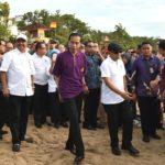 Pastikan Bali Aman, Presiden Gelar Rapat Terbatas di Bali