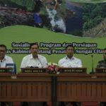 Pemerintah Akui Banyak Masalah Hukum Dalam Penataan Sungai Citarum
