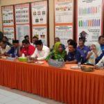 Diantar 5 Parpol, Petahana Mendaftar Pilkada Kota Kediri 2018
