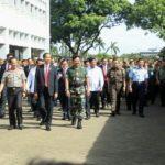 Presiden Jokowi Apresiasi TNI dan Polri Karena Berhasil Jaga Keamanan