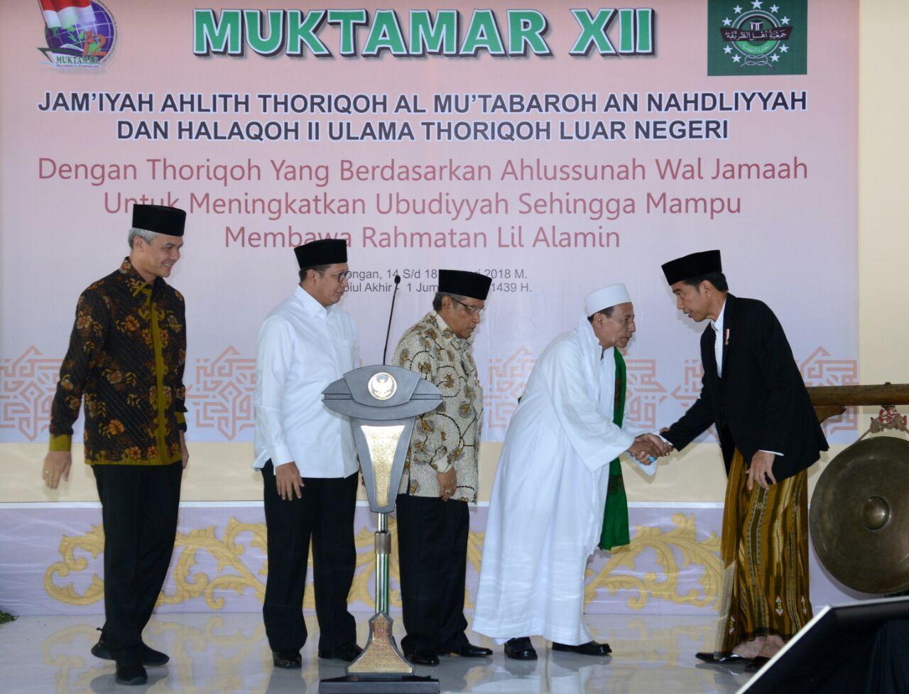 Presiden Jokowi: Keberagaman, Takdir Tuhan yang Harus Dijaga