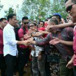 Presiden Targetkan Tahun 2023 Semua Tanah di Sumatra Barat Bersertifikat