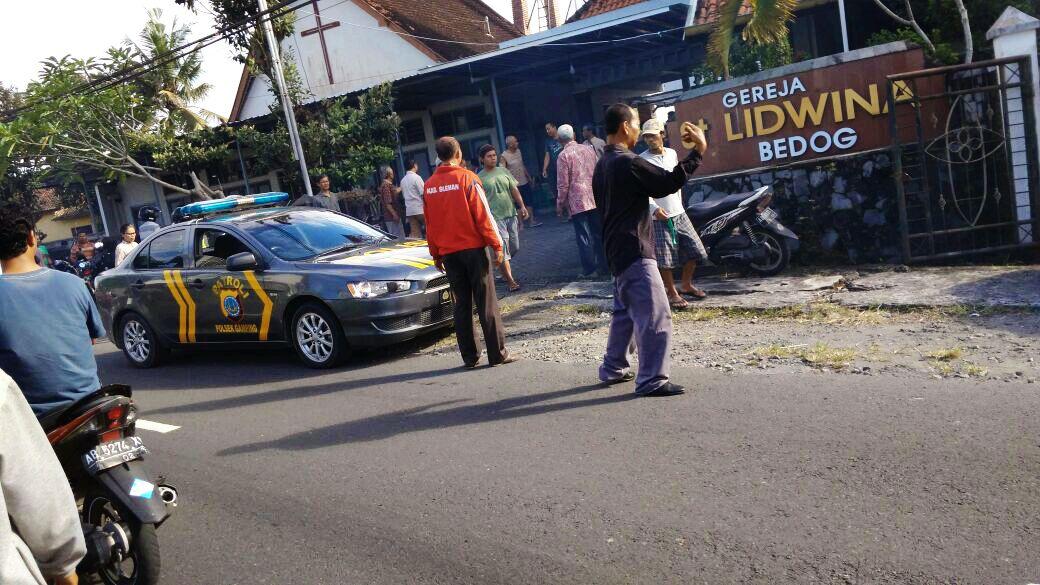 Penyerangan di Sleman, Pemuda Katolik Jawa Timur Minta Negara Hadir