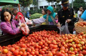 Wujudkan Kemandirian Pangan, Pemkot Surabaya Gelar Minggu Pertanian