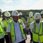 Kunjungan Menteri PUPR Disambut Curhatan Warga Terdampak Pembangunan Waduk Bendo Ponorogo