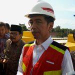 Presiden Jokowi Resmikan Tol Ngawi-Wilangan