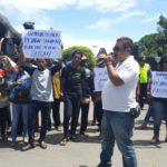 Belum Ada Ganti Rugi Pembangunan Waduk, Warga Protes Pemkab Ponorogo