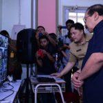 Pengawasan UNBK Menggunakan CCTV Diapresiasi Gubernur