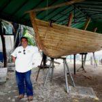 Mengenalkan Bambu Sebagai Bahan Pembuat Kapal