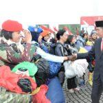 Wanita TNI dan Polwan Harus Teruskan Semangat Juang Kartini