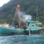 KKP Tangkap Tiga Kapal Asing Asal Vietnam