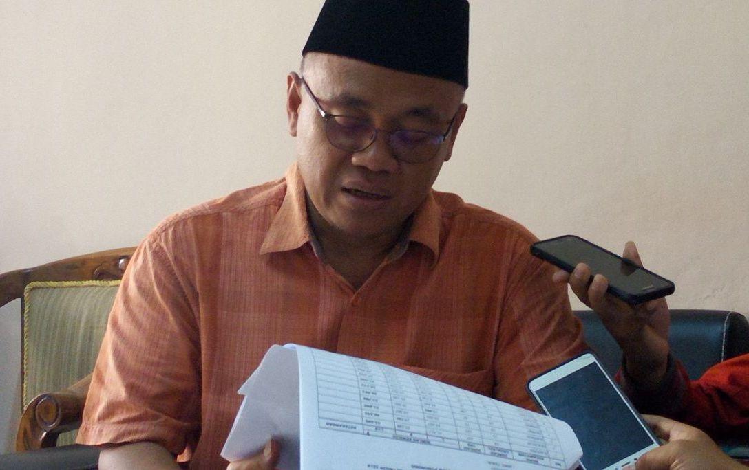 753.356 Warga Ponorogo Ditetapkan KPU Dalam DPT Pilgub