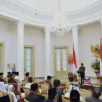 Presiden Berharap Peringatan Isra Mikraj Dimaknai Sebagai Proses Naiknya Derajat Bangsa Indonesia