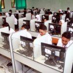 Siswa SMP dan MTs di Surabaya Ikuti USBN