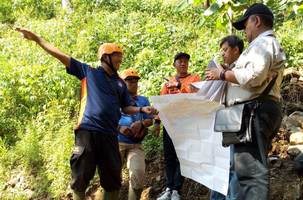 Survey PVMBG Nyatakan 13 Rumah Rawan Longsor di Ponorogo Harus Direlokasi