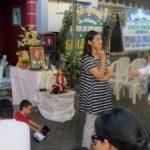 Korban Bom di Surabaya Rayakan Natal dengan Damai