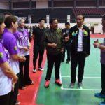 Diplomasi Bulu Tangkis ala Presiden Jokowi