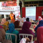 Relawan Jokowi Jatim Gelar Baksos Kesehatan di Kediri