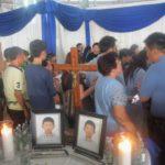 Pesan Mengampuni, Pada Misa Tutup Peti Anak Korban Ledakan Bom
