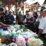 TPID Kota Kediri Sidak Harga Sembako di Bulan Ramadhan