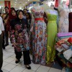 Kunjungi Sejumlah Mall di Surabaya, Wali Kota Pastikan Perekonomian Kembali Normal