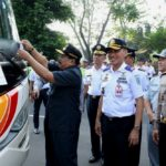 Gubernur Jawa Timur Pastikan Kesiapan Kelayakan Jalan Angkutan Mudik Lebaran 2018