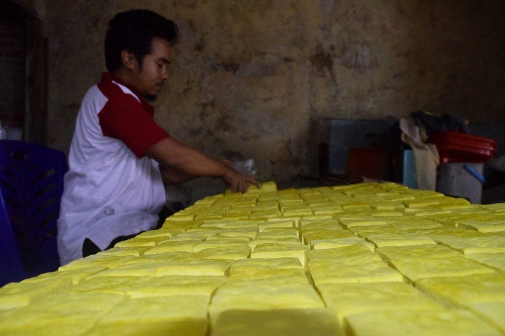 Tahu Kuning, Gethuk Pisang dan Wingko Kediri Banyak Diminati Pemudik Selama Libur Lebaran