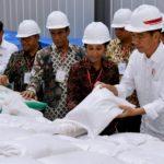 Presiden Ingin Para Petani Bersinergi Tingkatkan Produksi Pertanian