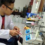 Limbah Beracun Industri Penyepuhan Mampu Diolah Menjadi Buangan Ramah Lingkungan oleh Mahasiswa ITS