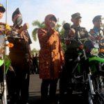 Pemkot Surabaya Gelar Apel Kesiagaan Pengamanan Lebaran 2018