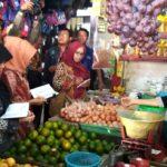 TPID Kota Kediri Pantau Kenaikan Harga Telur di Pasar Tradisional