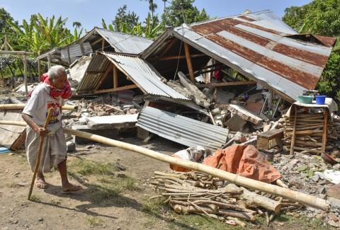 Kementerian PUPR Identifikasi Kerusakan Infrastruktur Lombok