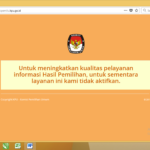 Amankan Real Count, KPU Mesti Gandeng BSSN