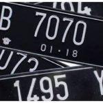Ada Perubahan Warna Tanda Nomor Kendaraan Bermotor