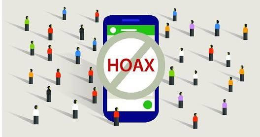 175 Konten Hoax Sepanjang Januari 2019