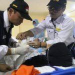 Klinik Kesehatan Haji Indonesia di Madinah Rawat 124 Pasien