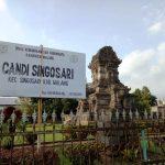 Candi Singosari, Tempat Abu Raja Kertanegara