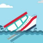 Perahu Karam, 17 TKI Masih Hilang