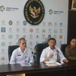 Menko Polhukam Tegaskan Penanganan Asap di Sumsel Harus Diselesaikan Jelang Asian Games